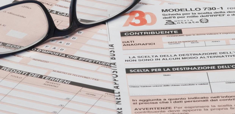 Servizi assocaaf modello 730 online for 730 documenti